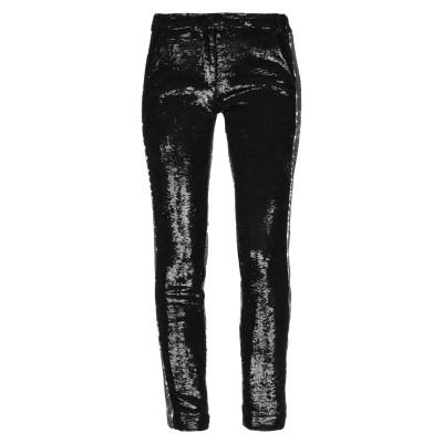 バルマン BALMAIN パンツ ブラック 36 レーヨン 95% / ポリウレタン 5% パンツ