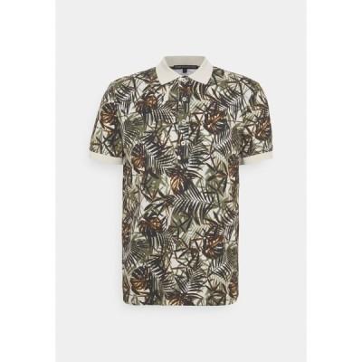ドライコーン ポロシャツ メンズ トップス GARRY - Polo shirt - beige