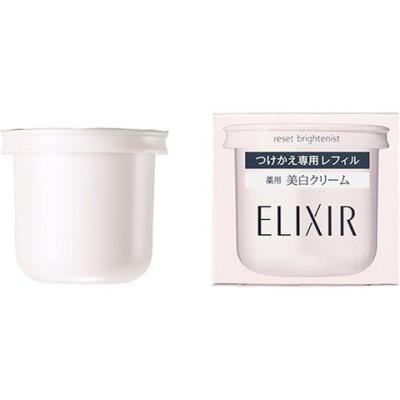 資生堂 エリクシールホワイト リセット ブライトニスト 付け替え用レフィル (40g)