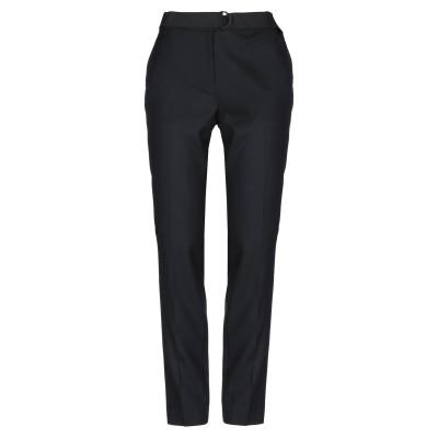 ティビ TIBI パンツ ブラック 6 バージンウール 100% パンツ