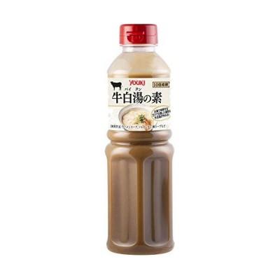 ユウキ 牛白湯の素 550g