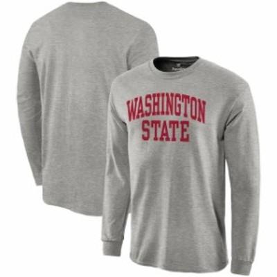Fanatics Branded ファナティクス ブランド スポーツ用品  Fanatics Branded Washington State Cougars Gray Basic Arc
