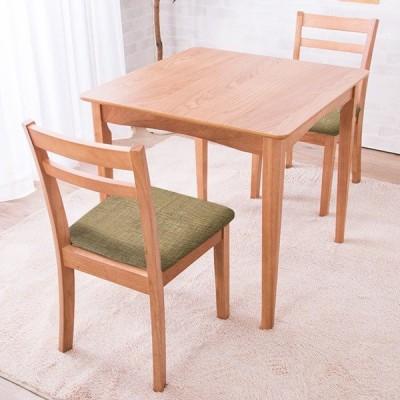 モダンダイニングテーブル+イス セット 75×75cm(NA) ニトリ 『玄関先迄納品』 『1年保証』