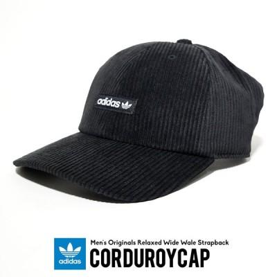アディダス オリジナルス adidas Originals キャップ 帽子 メンズ レディース USAモデル リラックスドワイドウェイルストラップバックハット (CL5221)