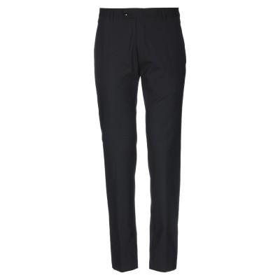 トネッロ TONELLO パンツ ブラック 46 バージンウール 95% / ポリウレタン 5% パンツ