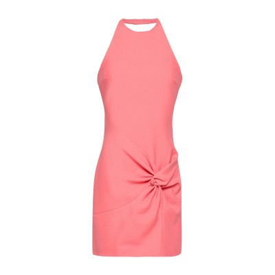 CINQ À SEPT ミニワンピース&ドレス ピンク 4 ポリエステル 54% / レーヨン 39% / ポリウレタン 7% ミニワンピース&ドレス