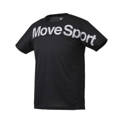 デサント DESCENTE Tシャツ(MOVE) メンズ DMMQJA50-NV