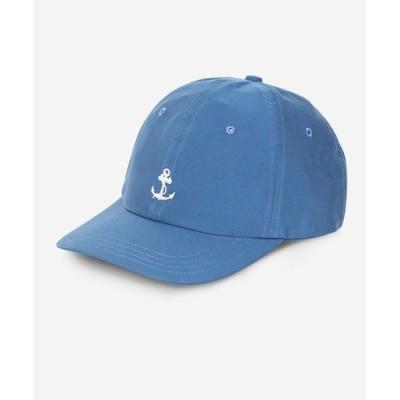 BROOKS BROTHERS / ストレッチコットン アンカーモチーフ ベースボールキャップ MEN 帽子 > キャップ