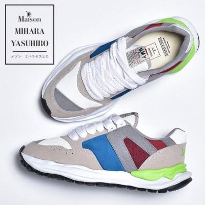 メゾン ミハラヤスヒロ スニーカー メンズ 靴 ブランド シューズ おしゃれ