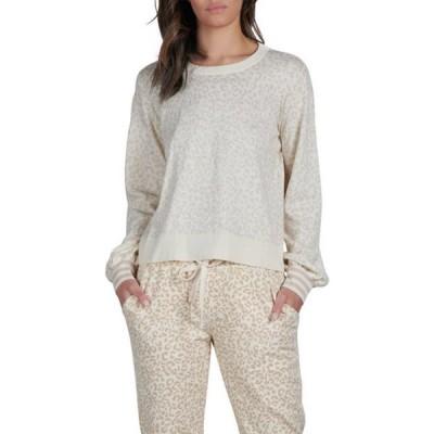 サンクチュアリー レディース ニット・セーター アウター Barely Leopard Sweater