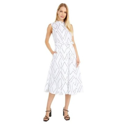 エキプモン レディース ワンピース トップス Short Clevete Linen Dress