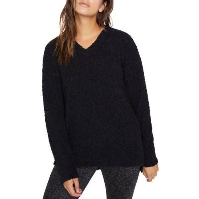 サンクチュアリー レディース ニット・セーター アウター Women's V-Neck Teddy Sweater