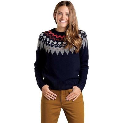 トードアンドコー ニット&セーター レディース アウター Toad & Co Women's Cazadero Crew Sweater True Navy