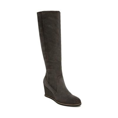 ナチュライザー ブーツ&レインブーツ シューズ レディース Gemini High Shaft Boots Taupe Suede