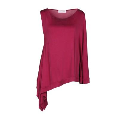 ANNA RACHELE T シャツ モーブ 40 キュプラ 92% / ポリウレタン 8% T シャツ