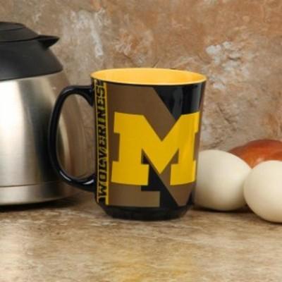 The Memory Company ザ メモリー カンパニー スポーツ用品  Michigan Wolverines Reflective Mug