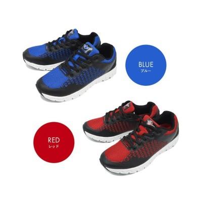 (RM STORE/アールエムストア)ジュニア スポーツシューズ ライトレーサーII/A.D.ONE ADS-024J/ ブルー