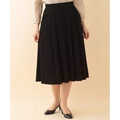 Jocomomola/ホコモモラ GRACEFUL ポンチスカート ブラック 42