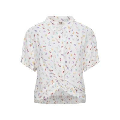 GREEN COVE® シャツ ホワイト XS レーヨン 100% シャツ