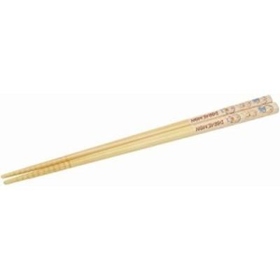 OSK 子供用お箸 竹安全箸 ドラえもん 21cm (すべり止め加工) BB-6