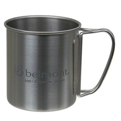 belmont(ベルモント) BM-314 チタンシングルマグ300フォールドハンドルlogo