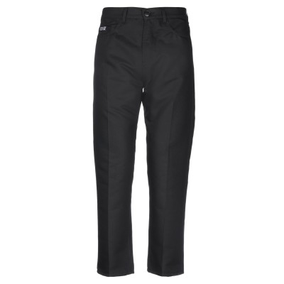 VERSACE JEANS COUTURE パンツ ブラック 29 ポリエステル 58% / コットン 42% パンツ