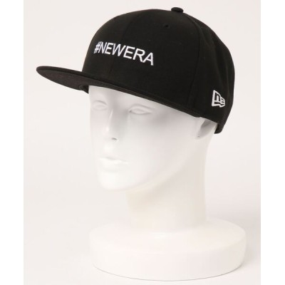 OVERRIDE / 【NEW ERA】5950 #NEWERA / 【ニューエラ】ハッシュタグ キャップ オーバーライド MEN 帽子 > キャップ