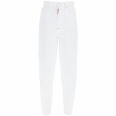 DSQUARED2/ディースクエアード White Dsquared2 sasoon 80s jeans レディース 秋冬2021 S75LB0562 S39781 ik