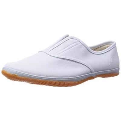 [キタ] 作業靴 スニーカー メガセーフティ 軽作業や室内作業に最適 DK-500 ホワイト 25.5
