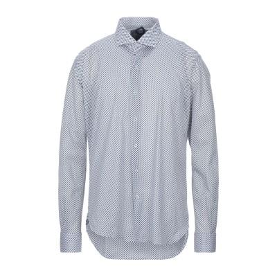 ORIAN シャツ ホワイト 42 コットン 100% シャツ