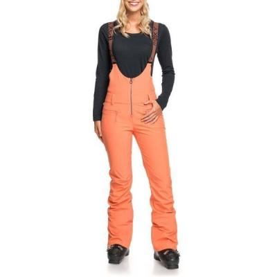 ロキシー レディース カジュアルパンツ ボトムス Roxy Women's Summit Bib Pants
