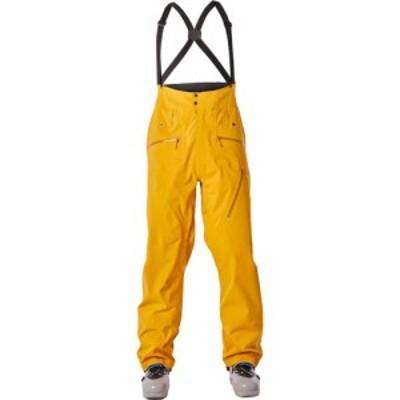 フライロウ Flylow メンズ スキー・スノーボード ビブパンツ ボトムス・パンツ Tannen Bib Pant Amber