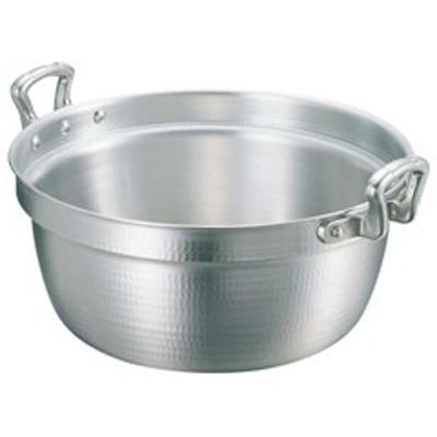 中尾アルミ製作所 NAKAO ARUMI SEISAKUSYO キング アルミ 打出 料理鍋(目盛付) 24cm キッチン用品