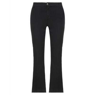 トゥルーニューヨーク TRUE NYC® パンツ ブラック 31 コットン 96% / ポリウレタン 4% パンツ
