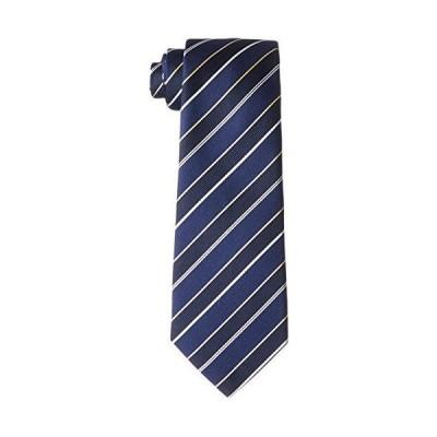 (ニューヨーカーアクセサリー)NEWYORKER ACCESSORY ネクタイ正規ライセンス商品 WAN-44 紺 F