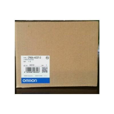 新品 OMRON オムロン CPM2A-40CDT-D 保証