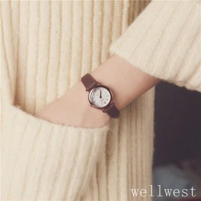 腕時計 レディース おしゃれ 安い かわいい カジュアル インデックスがおしゃれで可愛いレディースファッションウォッチ 腕時計