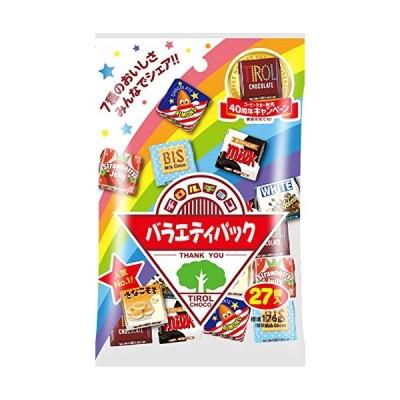 チロルチョコ チロルチョコ<バラエティパック縦型> 27個 ×5袋