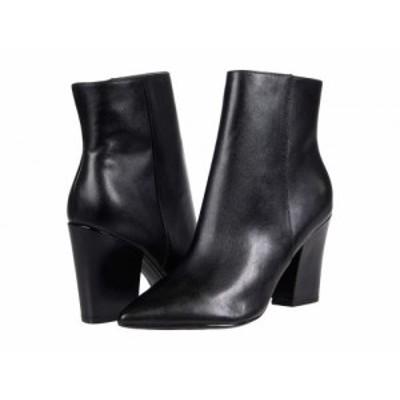 Nine West ナインウエスト レディース 女性用 シューズ 靴 ブーツ アンクル ショートブーツ Gaba Black【送料無料】