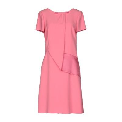 ジョルジオ アルマーニ GIORGIO ARMANI ミニワンピース&ドレス ピンク 44 シルク 100% ミニワンピース&ドレス
