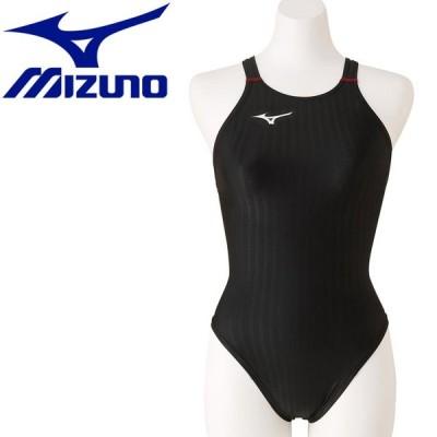 ミズノ スイム 競泳用ハイカット レースオープンバック ジュニア N2MA042296
