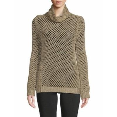 ヴァレンティノ レディース トップス ニット  Ribbed Perforated Sweater