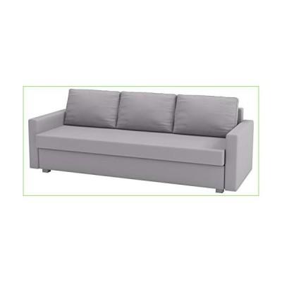 HomeTown Market コットンフリヒテンスリーパーソファカバー 交換用 IKEA Friheten 3シートソファベッドスリッ