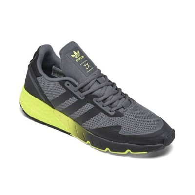 アディダス メンズ スニーカー シューズ Men's ZX 1K BOOST Casual Sneakers from Finish Line
