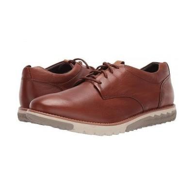 Hush Puppies ハッシュパピーズ メンズ 男性用 シューズ 靴 オックスフォード 紳士靴 通勤靴 Expert PT Lace-Up - Cognac Leather
