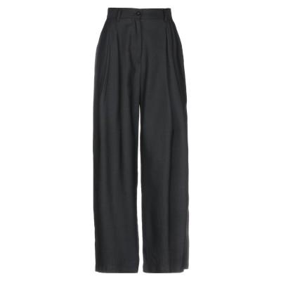 NORA BARTH パンツ ブラック 42 レーヨン 88% / ナイロン 12% パンツ