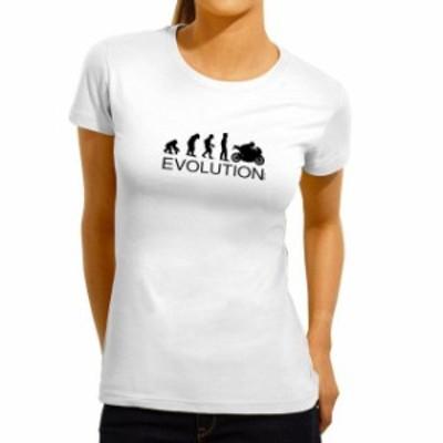 kruskis クルスキス モーターサイクル 女性用ウェア Tシャツ kruskis evolution-motard