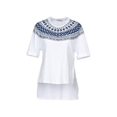 フェンディ FENDI T シャツ ホワイト 40 100% コットン T シャツ