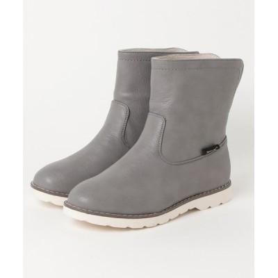 Xti Shoes / 【Amaort / アマート】 レディース バックスリットショートブーツ (雨天兼用) WOMEN シューズ > レインシューズ