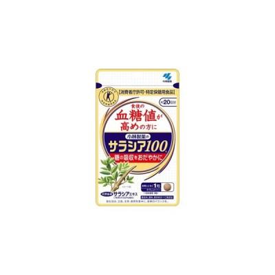 小林製薬のサラシア100 60粒*配送分類:2